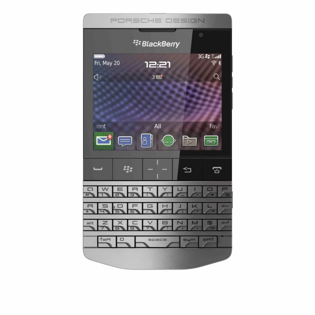 BlackBerry Porsche Design P'9881