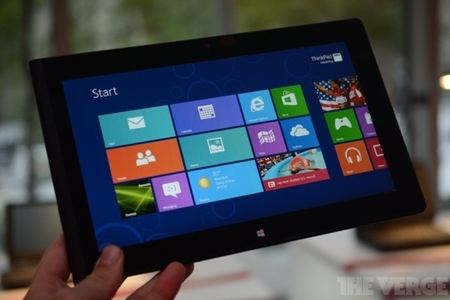 Lenovo ThinkPad Tablet 2 - Windows 8