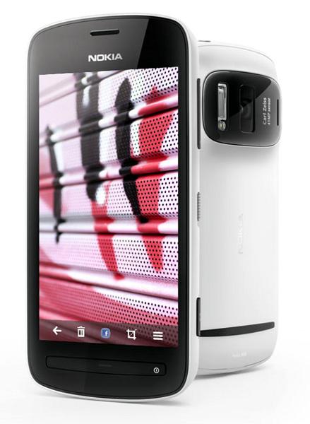 Nokia 808 PureView  41MP
