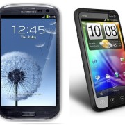 Galaxy S III vs HTC EVO 3D
