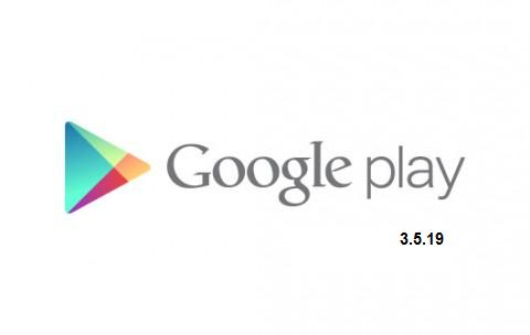 Google Play Store 3.5.19