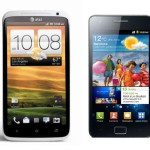 Galaxy S2 I9100 vs HTC One X